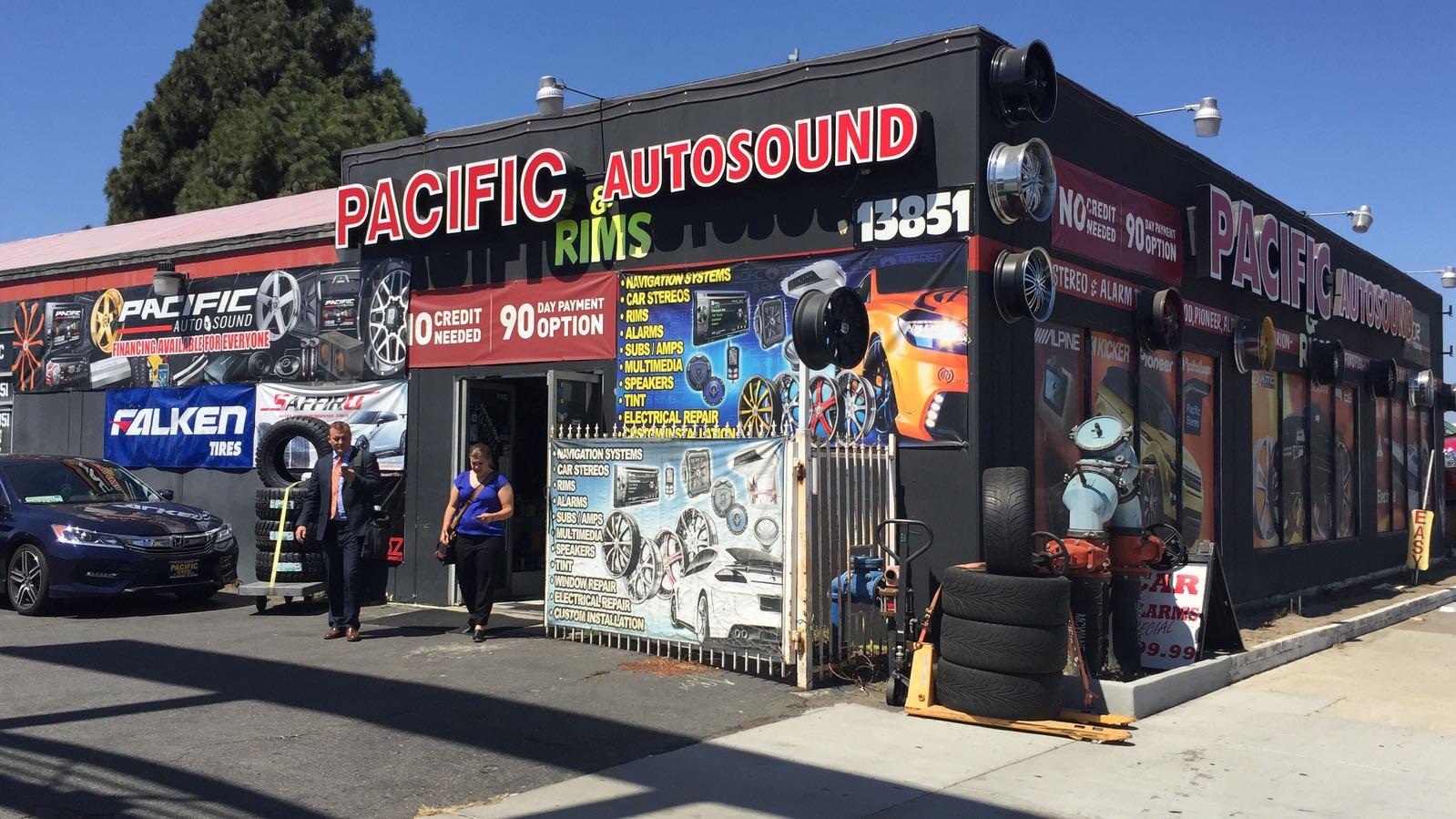 Pacific Auto Sound